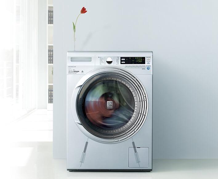 انواع ماشین لباسشویی هیتاچی در بانه