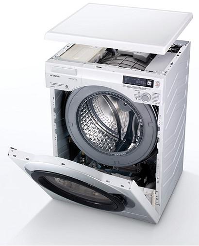 خرید انواع ماشین لباسشویی هیتاچی در بانه