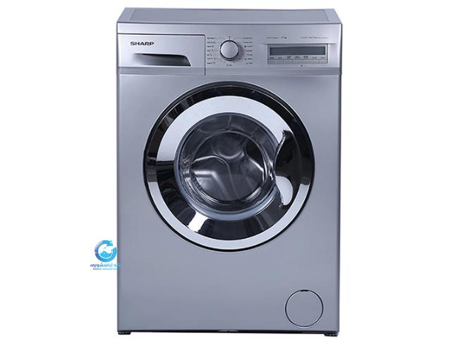 قیمت ماشین لباسشویی 7 کیلویی شارپ ES-FP710AX3