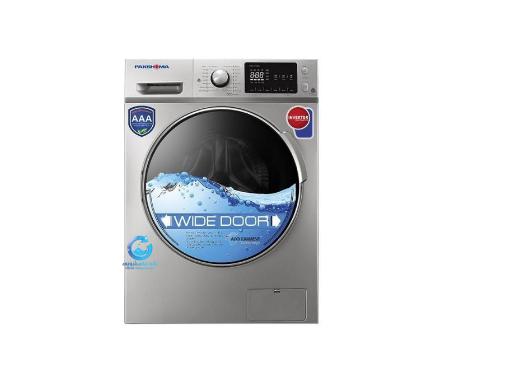 ماشین لباسشویی پاکشوما مدل WFI-83413 ظرفیت 8 کیلوگرم