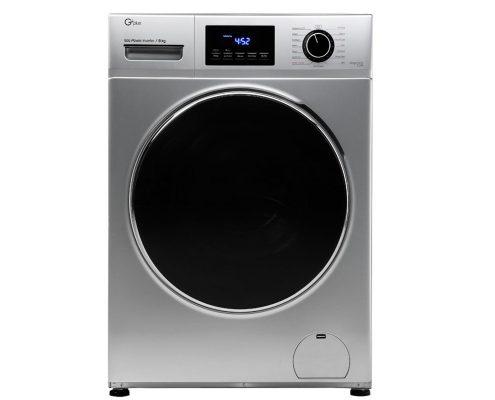 خرید ماشین لباسشویی جی پلاس مدل J8470S ظرفیت 8 کیلوگرم