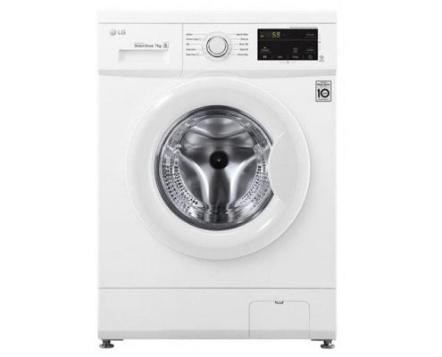 قیمت ماشین لباسشویی 7 کیلویی ال جی FH2J3QDNP0